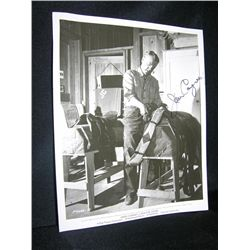 James Cagney Signed Photo