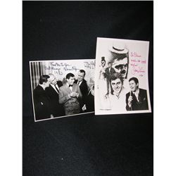 Jerry Lewis Signed Photos