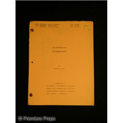 The Incredible Hulk Production Script