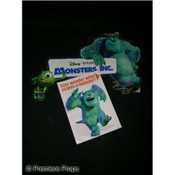 Monsters, Inc. Promo Items