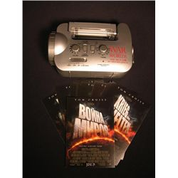 War of the Worlds (2005) Promo Items