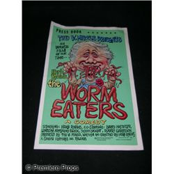 The Worm Eaters Press Book