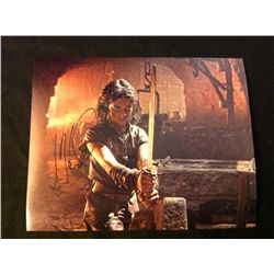 Conan the Barbarian Photo Signed by Leo Howard