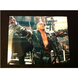 Waterworld Photo Signed by Dennis Hopper