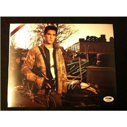 Falling Skies Photo Signed by Drew Roy