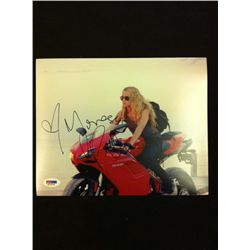 I Am Number Four Photo Signed by Teresa Palmer