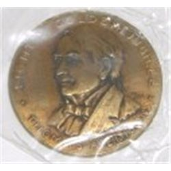 1879-1929 *THOMAS EDISON LIGHT'S GOLDEN JUBILLE* Commemorative Coin - Nice Condition!!