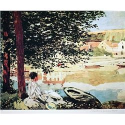 Limited Edition Monet- THe RIver - Collection Domaine Monet