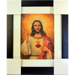 Unknown  Limited Edition-Sacred Heart of Jesus