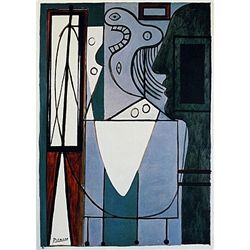 Limited Edition Picasso - The Couple - Collection Domaine Picasso
