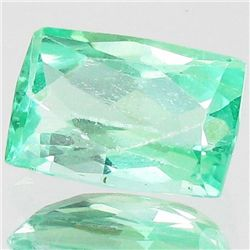 6.15ct Sparking Top Green Kunzite Cushion (GEM-43918)