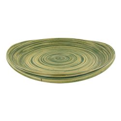 Spun Bamboo Tray (DEC-220)