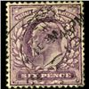 1906 Britain Edward 6p Stamp (STM-0796)