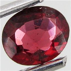 0.6ct Natural Intense Red Spinel Oval (GEM-29323C)