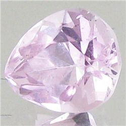 2.9ct Hot Pink Kunzite Pear (GEM-43336)