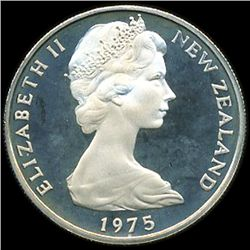 1975 New Zealand 10p Proof 68 ERROR (COI-10244)