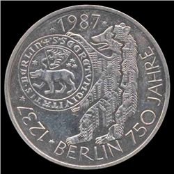 1987 Germany 10M Berlin 750 Yr. Proof (COI-8342)