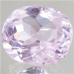 3.75ct Hot Pink Kunzite Oval (GEM-43016)