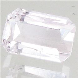 2.5ct Pink Kunzite Emerald (GEM-43243)