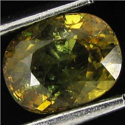 1.5ct Clean Bright Demantoid Garnet (GEM-29295B)