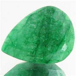 20.1ct Excellent Oval Cut S. American Emerald (GEM-21693)