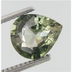 1.79ct Lustrous Pear Green Tourmaline  (GEM-28161B)