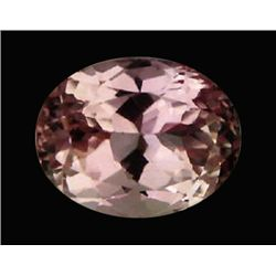 10.40ct Flawless Imperial Pink Kunzite (GEM-18223)