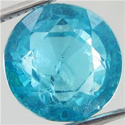 8.4ct Neon Blue Green Apatite Africa   (GEM-28585)