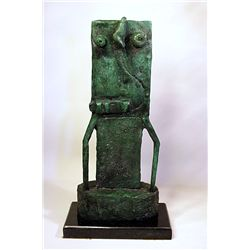 Joan Miro  Original, limited Edition  Bronze -PERSONAJE
