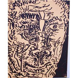 Picasso - Offset Lithograph
