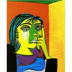 "Picasso ""Portrait Of Dora Maar"""