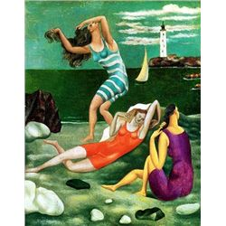 "Picasso ""The Bathers"""