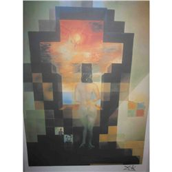 "Dali ""Lincoln Vision"" - Limited Edition Lithograph"