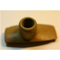 "2 11/16""L Ohio Hopewell Pipestone Pipe"