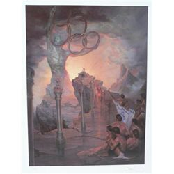 Israeli Martys by John Pitre Signed and Numbered