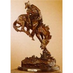 The Outlaw by Frederic Remington