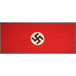 WWII Nazi Germany Flag with Swastika