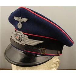 WWII Nazi Conductor or Police Hat