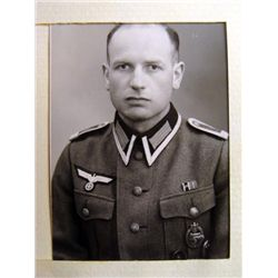 NAZI FAMILY PHOTO ALBUM-ORIG-50 PHOTOS-LUFTWAFFE