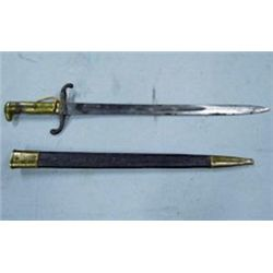 MWF570CC - Bayonet with sheath