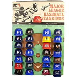 "Vintage ""Official Major League Baseball Standings"""