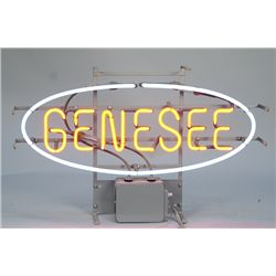 """Genesee"" Neon Light"