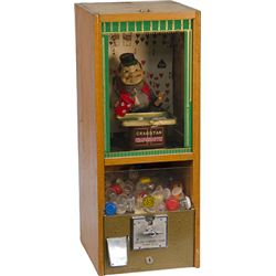 """25 Cent Victor Vending Corp. """"Action Victorama"""" Vending"""