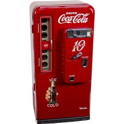 10 Cent Coca Cola Vendo V-56 Bottle Vending Machine