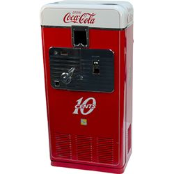 "10 Cent Coca Cola Vendo ""Vendorlator Dual 27"" Bottle Ve"
