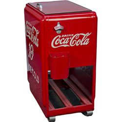 Drink Coca Cola Westinghouse Junior Galvanized Cooler