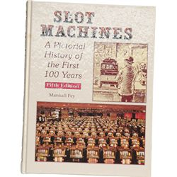 Lot Of 10 Copies Of Marshall Fey's Slot Machine Books
