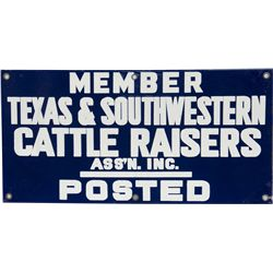 """Member Texas & Southwestern Cattle Raisers ASS'N INC."""