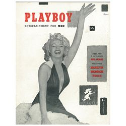 Original 1st Issue Playboy Magazine