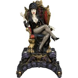 Elvira Figural Slot Machine Topper w/ Lights